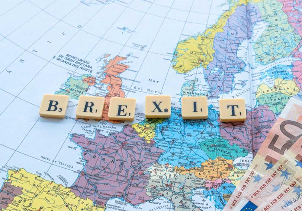 brexit scrabble letters map